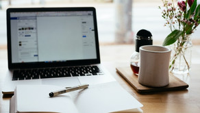 A Day in the WFH Life of a Mellow Copywriter