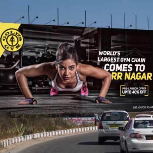 Mellow X Gold's Gym: A Journey in Branding and Advertising