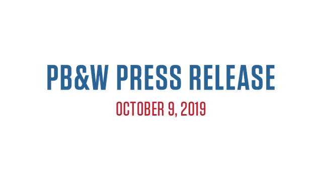 PB&W Press Release