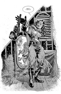 Airboy Incentive Art & Promo / Valkyrie