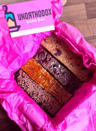 Vegan Bake Box x 4 Bakes