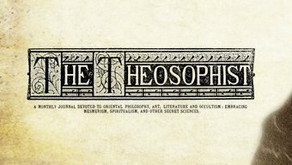CGS and Theosophy: What is Theosophy? Part 1