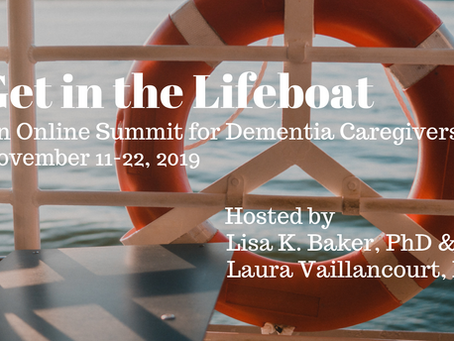 Get in the Lifeboat Summit! RSVP Today!