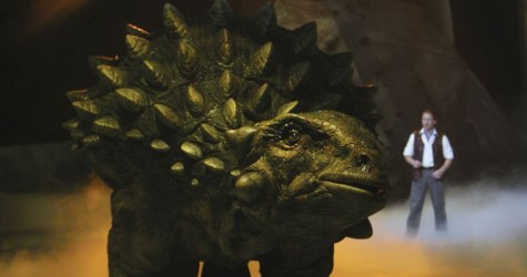 Walking With Dinosaurs Puppets