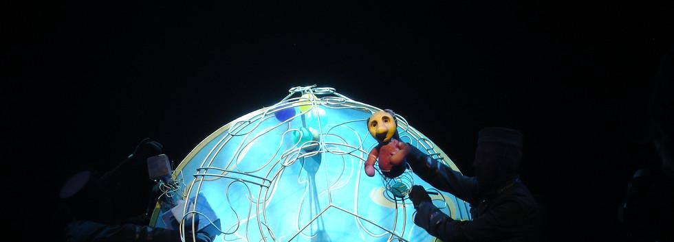 Balloon Puppets