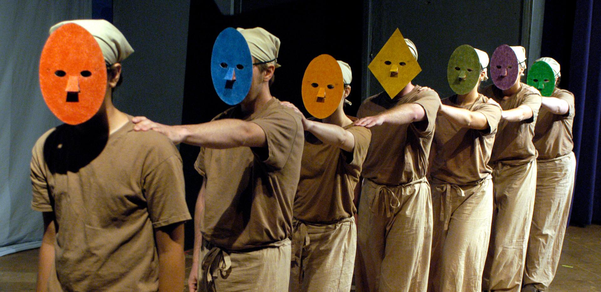 Group Etude Masks