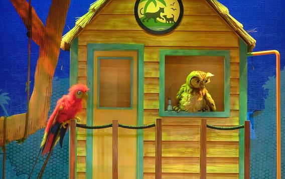 Go Diego Go Puppet