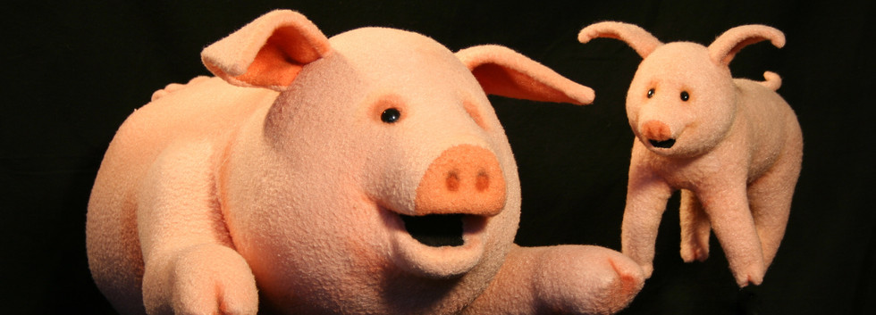 Thomas and Friends Pig Puppets