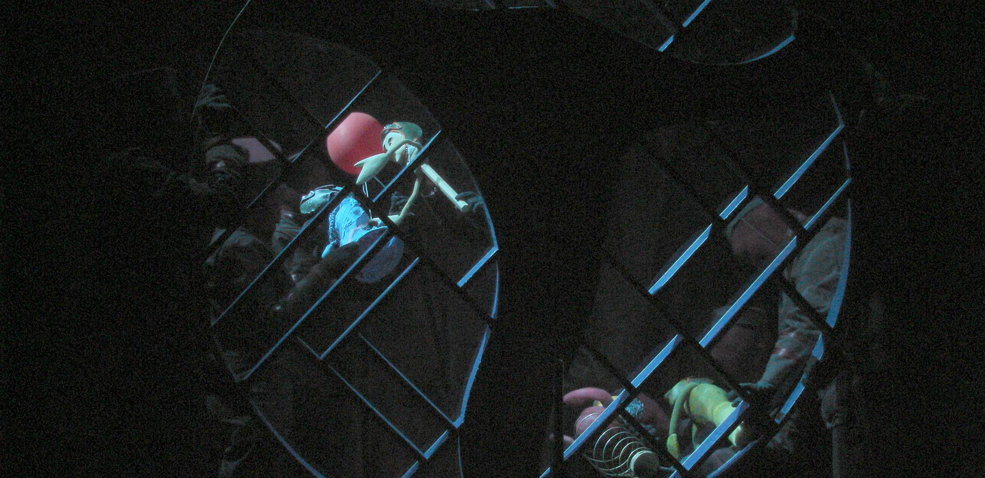 Balloon Roof Garden