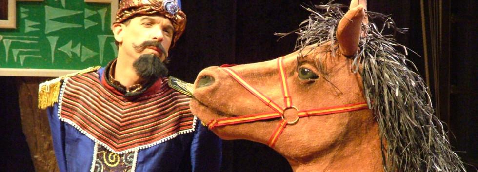 Jonah's Dream Horse