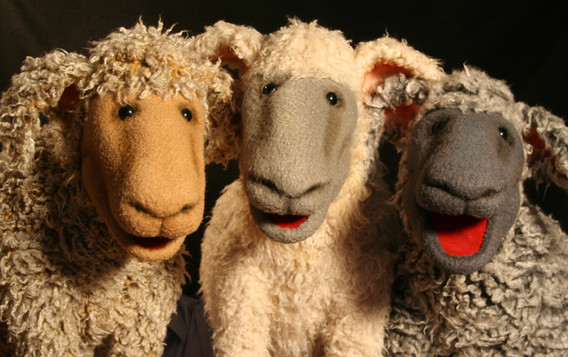 Thomas and Friends Singing Sheep Puppets