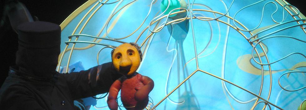 Balloon Playroom Puppets