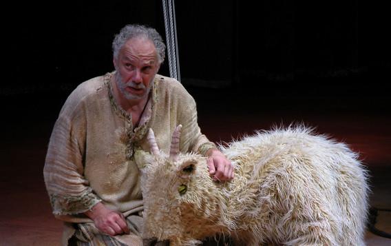 Jonah's Dream Goat