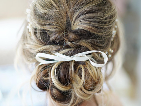 5 Tips for enhancing your wedding hair