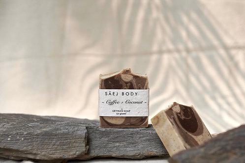 Coconut + Coffee / 150g