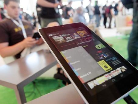 Venda global de tablets continua em queda mas o iPad apresentou crescimento no trimestre