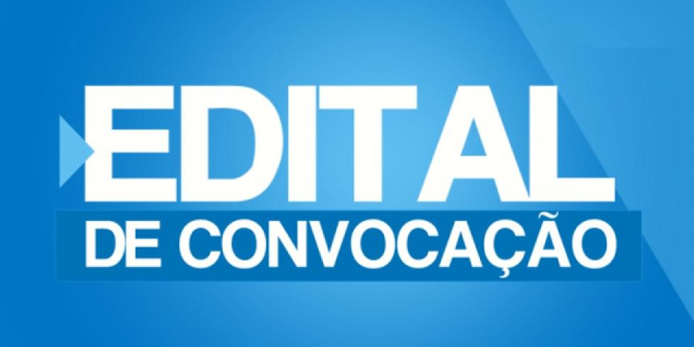 CONVOCAÇÃO DE AGE- AERJ 09/12/2020