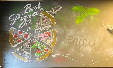 Pizza del Sol