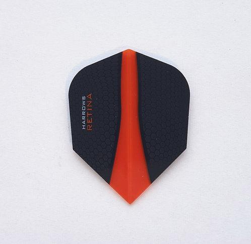 Harrows Retina schwarz/orange
