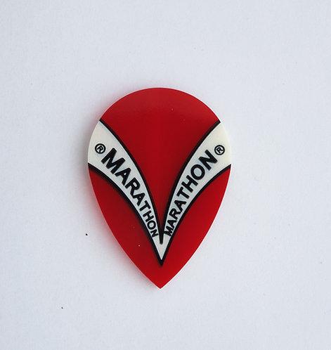 Marathon Pear Red