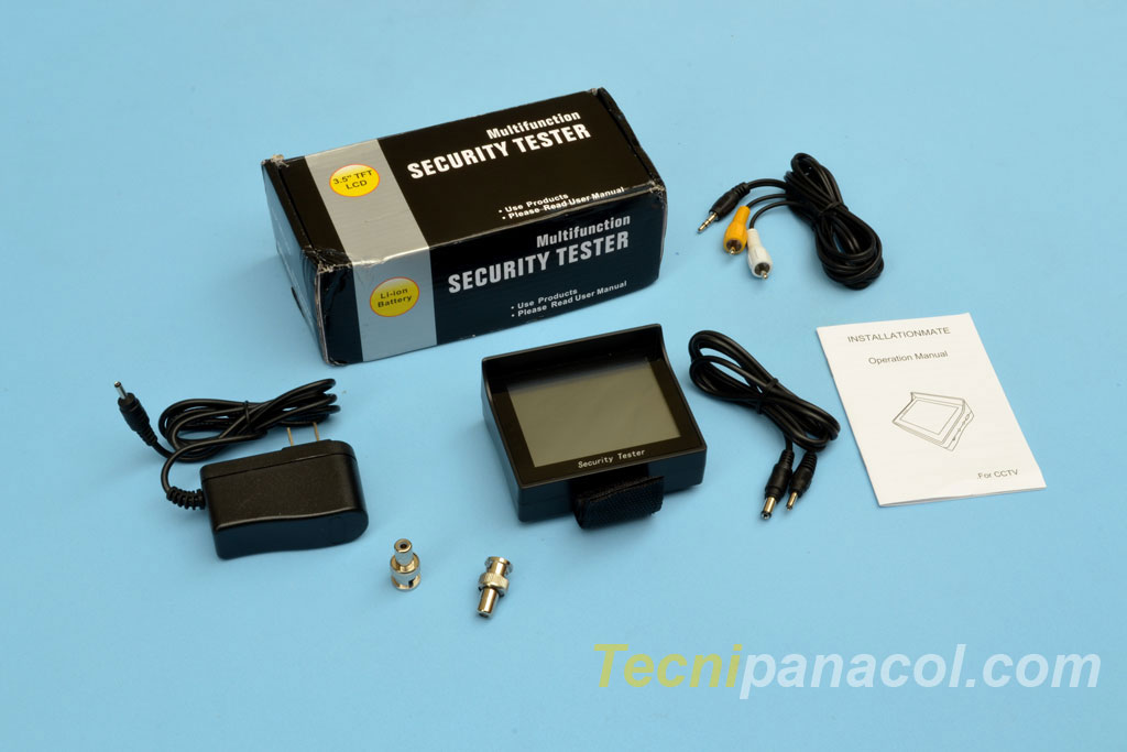 monitor CCTV