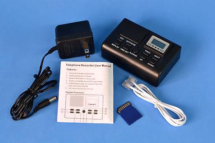 mini grabadora de llamadas graba todas sus llamadas en formato mp3