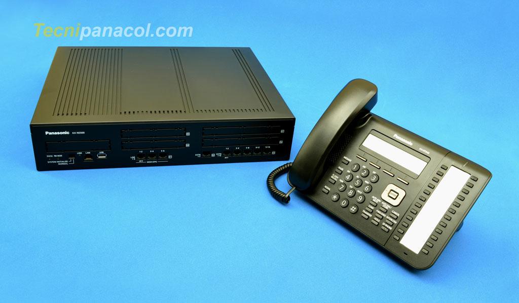 SERVIDOR IP KXNS500