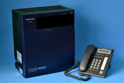 central telefónica kx-tda100 de Panasonic