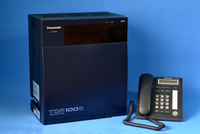 Planta telefónica Panasonic kxtda100d