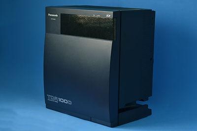 central telefónica Panasonic kxtda100d
