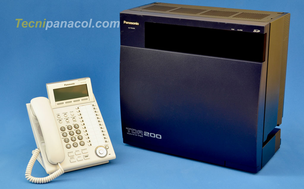 conmutador kxtda200