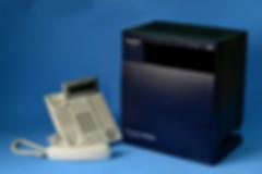 planta telefónica Panasonic kxtda100