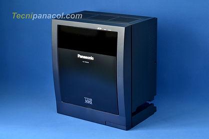 central o planta telefonica IP Panasonic kxtde100 especial para empresas que tienen una central híbrida y desean actualizar a una central ip de alto grado de sofisticacion