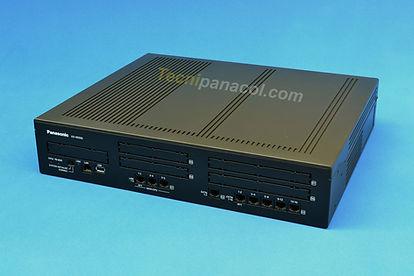planta telefonica IP Panasonic kxns500 especial para empresas que tienen una central híbrida y desean actualizar a una central ip de alto grado de sofisticacion