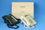 planta telefónica panasonic kxtes824 y kxtem824