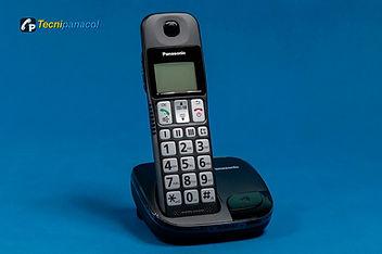 Telefono Inalambrico Panasonic kx-tge110