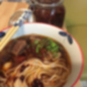Made a Sichuan Beef Soup that was pretty