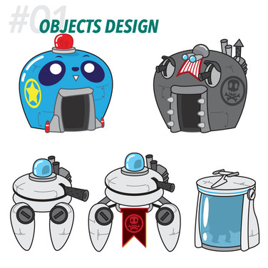 #01 OBJECTS DESIGN