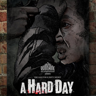 MOVIE POSTER : A HARD DAY