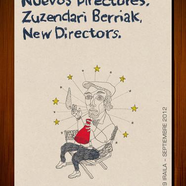 MOVIE POSTER : SAN SEBASTIAN FILM FESTIVAL