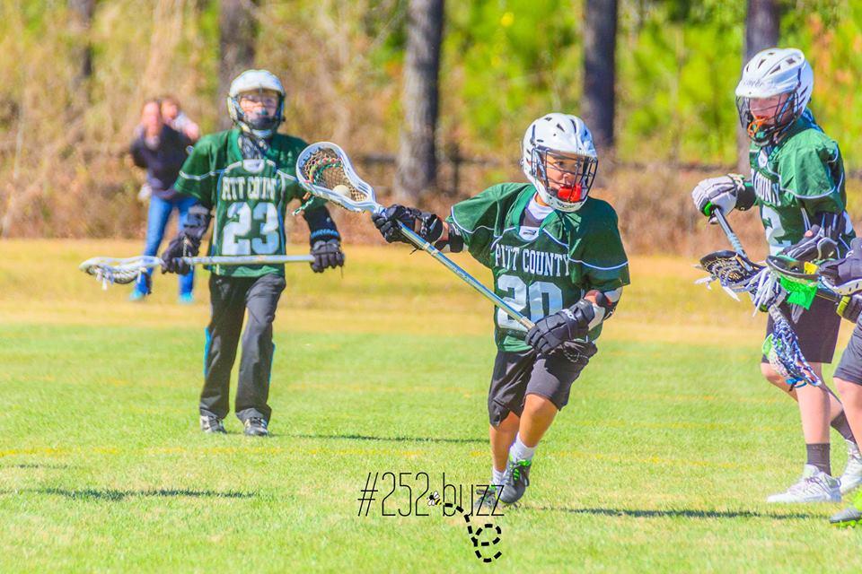 Pitt County Youth Lacrosse boys