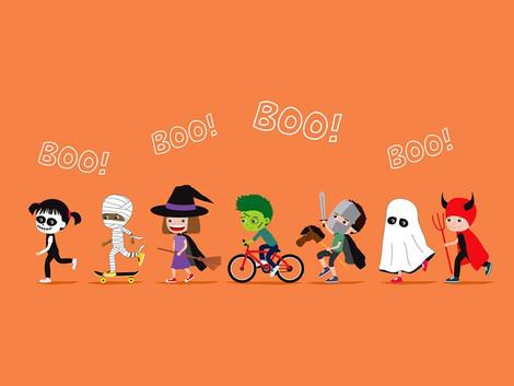 Halloween happenings in the Pitt County area
