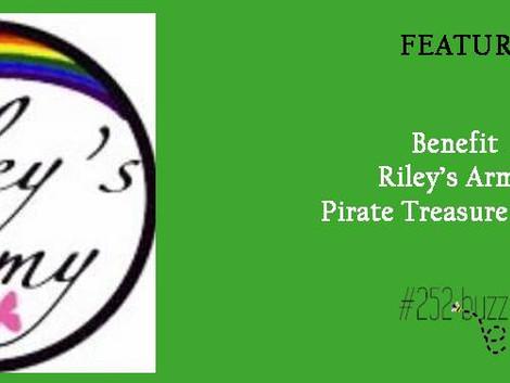 Pirate Treasure Night benefits Riley's Army