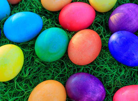Easter egg hunts offered at local venues