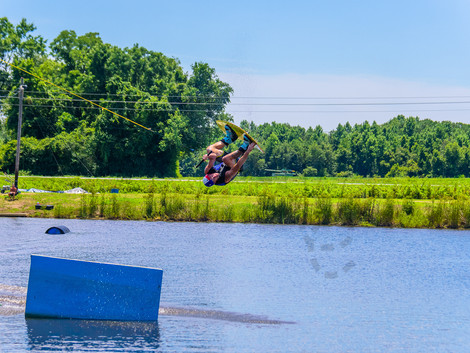 New Ayden water park offers cable wakeboarding