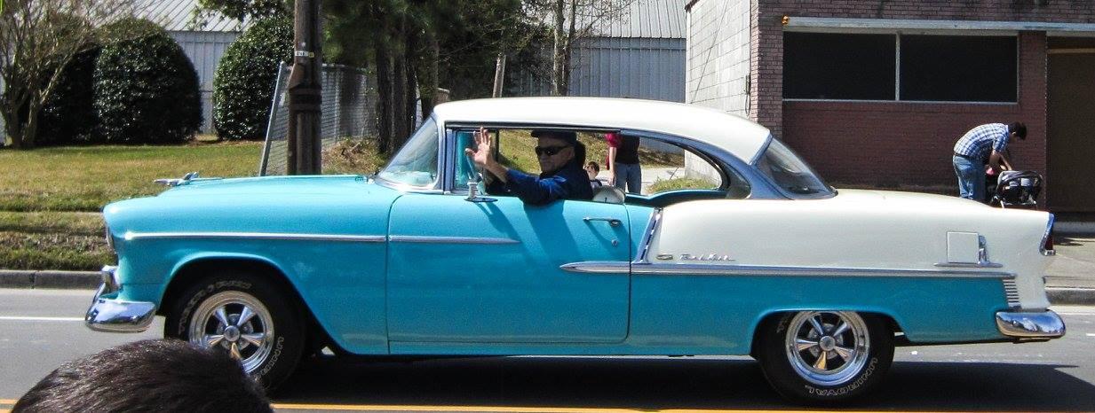 shad festival classic car