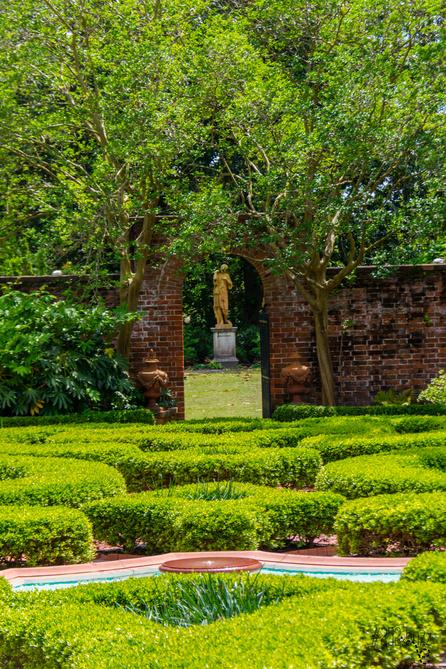 Tryon Palace Maude Moore Latham Memorial 3