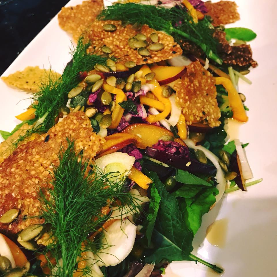 Ford + Shep fall salad