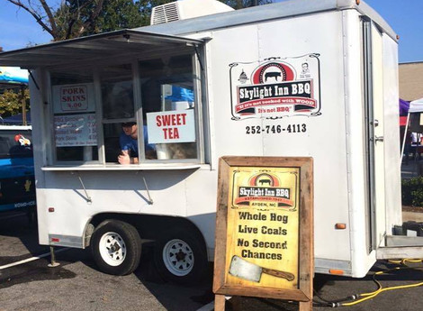 Street Food Festival returns for Greenville's National Night Out