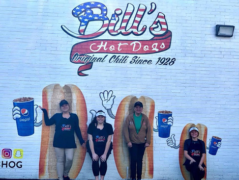 Hot dogs are the hot thing in Greenville's restaurant scene